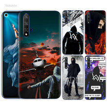 Alan Walker Faded Case for Huawei Honor 8X 8C 8 9 10 20 Play 8A lite Pro V20 Y9 Y7 Y6 Y5 Prime 2018 2019 Silicone TPU Phone Bags(China)