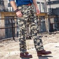 Smeni Camouflage Hose Mode Arbeit Cargohosen Männer Military Style Kleidung Armee Camo Tactical Hose Herren Hose Kampf