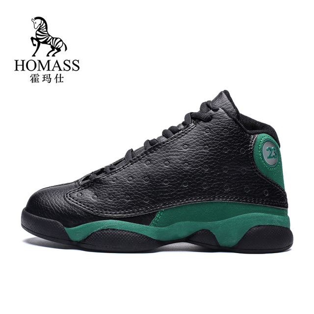 hot sale online ed306 3f85d US $21.35 41% OFF|Boys Men Basketball Shoes 2019 New Spring Kids Sneaker  Outdoor Big Kids Non slip Sports Shoes Footwear Jordan Shoes Basket  Sport-in ...