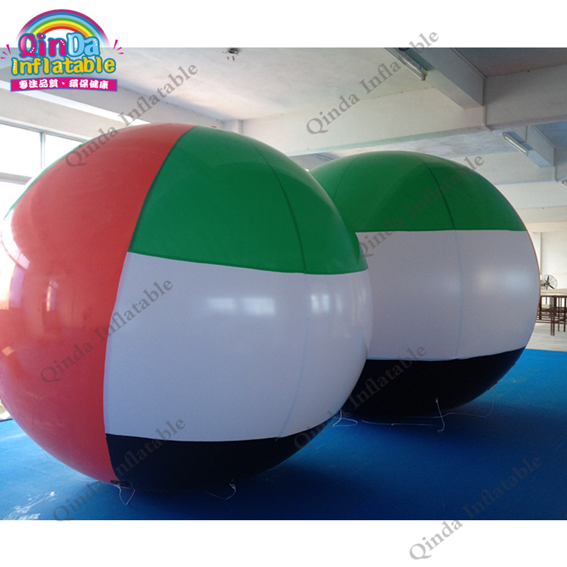 2 pieces inflatable helium balloons for party,customized logo 2m diameter commercial helium balloon for sale monkey foil balloon auto seal reuse party wedding decor inflatable gift for children