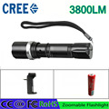 z30 Torch Cree L2 Flashlight Lamp Self Defense LED Flash Light  powerful Tactical Emergency Defensive  torch battery charger