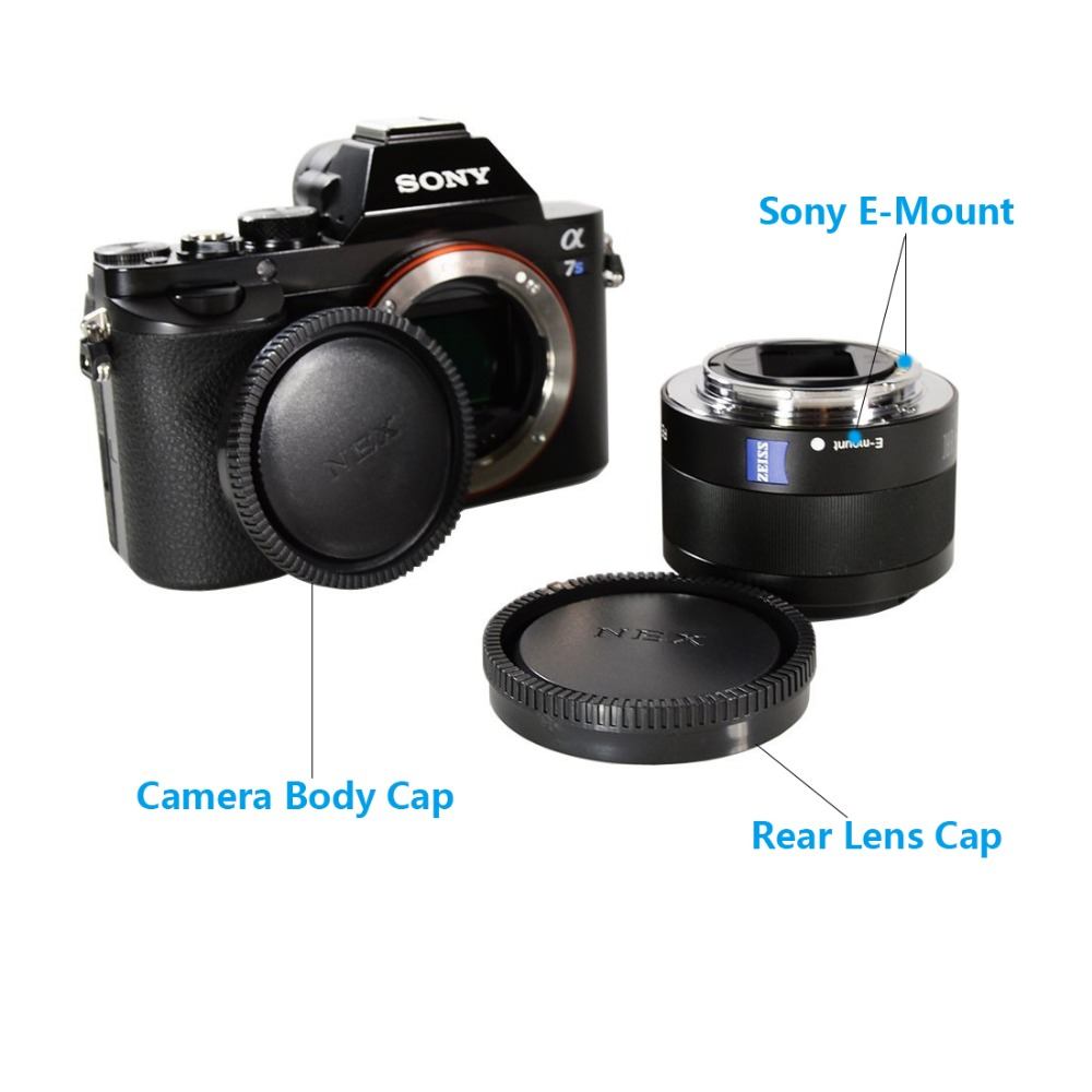 LXH 2Pack Capacul capacului camerei frontale și capacul capacului - Camera și fotografia - Fotografie 3