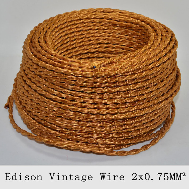vintage wire vintage auto wiring diagram schematic aliexpress com buy edison vintage wire golden knitted cloth on vintage wire