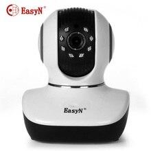 EasyN Мини 10D 1.0MP H.264 CMOS Беспроводная Ip-камера с Pan/Tilt Ночного Видения Камеры Наблюдения