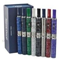 Snoop Dogg Box Kits Herbal Vaporizer Colorful Wax Dry Herb Blue Atomizer Vapor E Electronic Cigarette