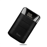 HOCO B29 10000mAh Power Bank Universal External Battery Backup With Dual USB Ports For Mobile Phones
