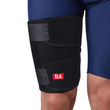 Kuangmi Thigh Wraps Bandage Compression Recovery Calf Sleeve Support Sports Reduce Cramps Shin Guard Protector Leg Warmers