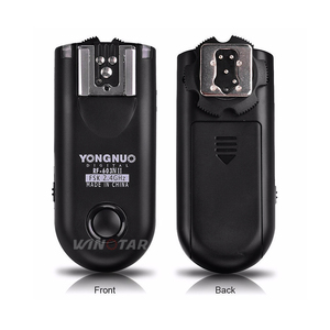 Image 3 - YONGNUO RF 603 II N1 Radio Draadloze Afstandsbediening Flash Trigger voor Nikon D810A D810 D800E D800 D700 D500 D5 D4 D3 d850 D300S MC 30