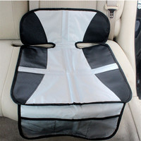 Auto Seat Protector Mat Car Seat Protector Child Or Baby Protection Thickened Cotton Bound For Car