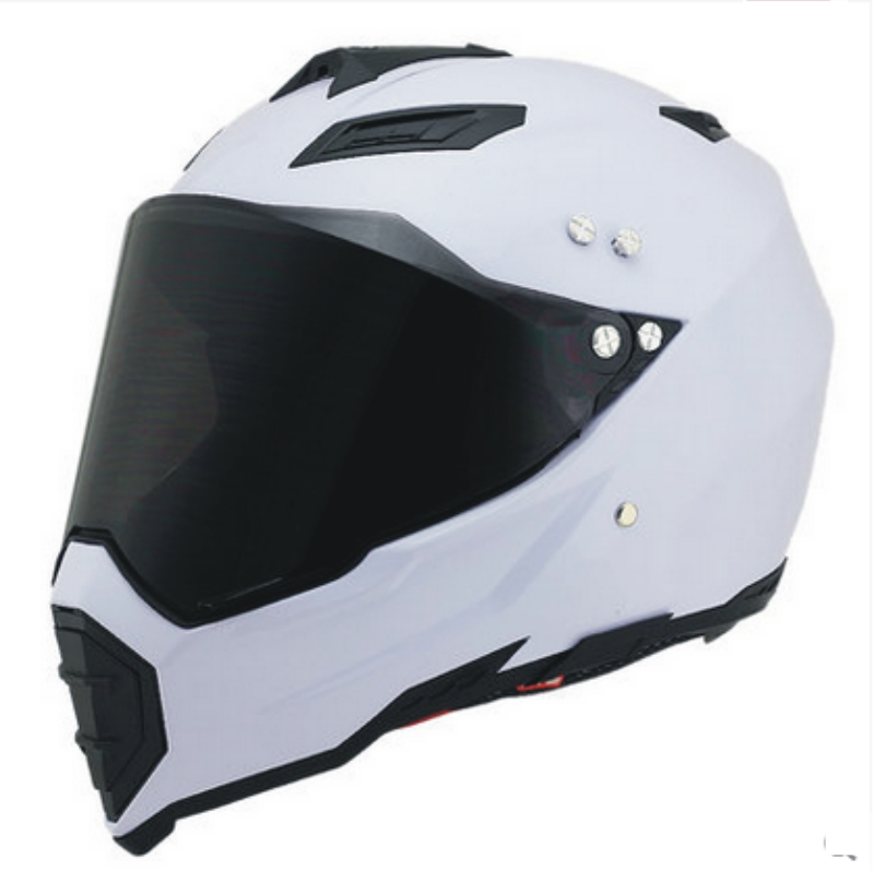 Motorcross motorcycle helmet men personality off-road full face locomotive pull safety hot sale high quality helmet