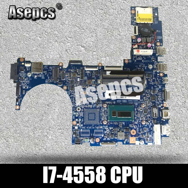 Asepcs B551LA Laptop motherboard I7-4558 CPU for ASUS B551LA Test mainboard B551LA B551L motherboard test 100% okAsepcs B551LA Laptop motherboard I7-4558 CPU for ASUS B551LA Test mainboard B551LA B551L motherboard test 100% ok