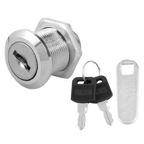 "5//8/"" PADLOCK BOLT OR SIMILAR OPEN BACK BLACK RECEIVER STAPLE TO SUIT 16mm"