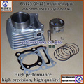 More powerful higher performance good quality for SUZUKI HAOJUE EN125 GN125 modified upgrade to 62mm 150CC cylinder kit