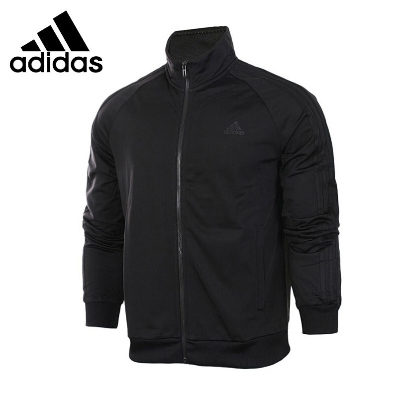 Original New Arrival 2018 Adidas Performance ESS 3S TTOP Men's jacket Sportswear цена