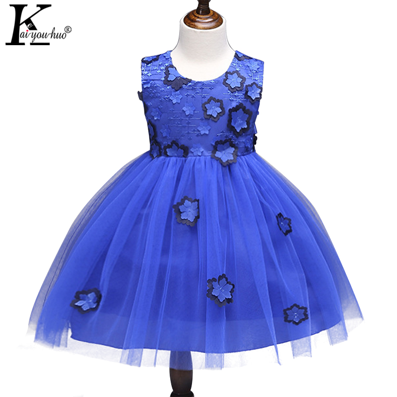 Dresses For Girls Clothes Summer Girls Dress Kids High Quality Wedding Dress Fashion Children Clothing Princess Dresses Vestidos  high quality vestidos children clothing new girls red wedding dress summer party dresses for kids costume flower chiffon clothes