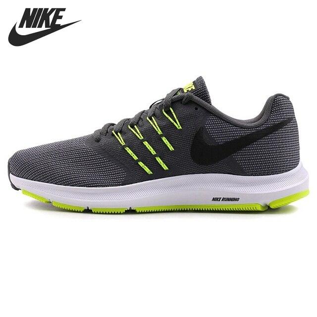 c331ee1b3 Original New Arrival NIKE RUN SWIFT Men's Running Shoes Sneakers-in ...
