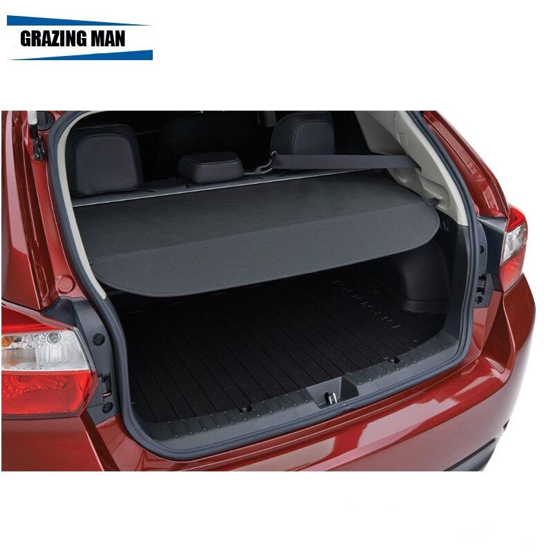 Protection de sécurité de coffre arrière de voiture protection de tonneau pour SUBARU XV