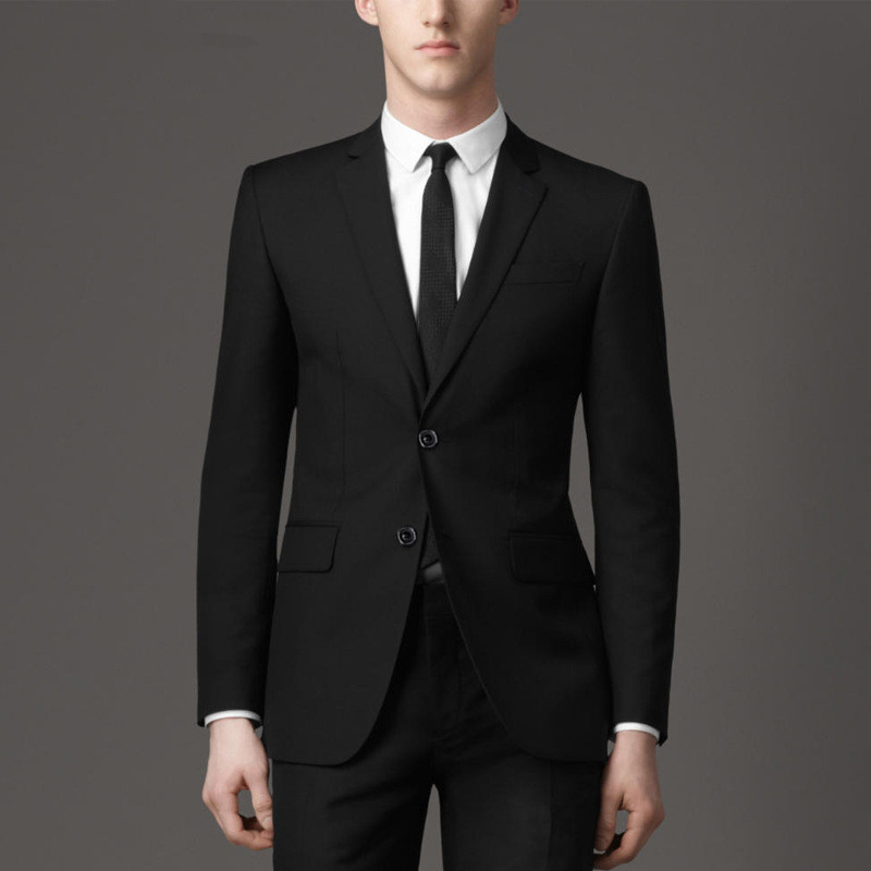 54cb27b2668 Tuxedo Styles Men Suits Custom Suits For Wedding Groomsmen One time  Favourite Made Best Men Suits (Jacket+Pants+Tie+Vest)-in Suits from Men's  Clothing on ...