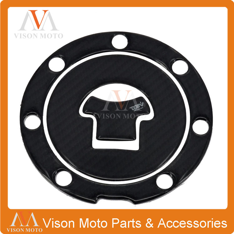 Motorcycle Fuel Tank Cover Protector Pad Parts Gas Tank Cap Carbon Fibre <font><b>Sticker</b></font> For CBR250/400 CB-1 CB400 VTEC <font><b>CBR300R</b></font> CBR500 image