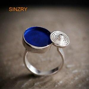 Sinzry NEW couple Silver jewel