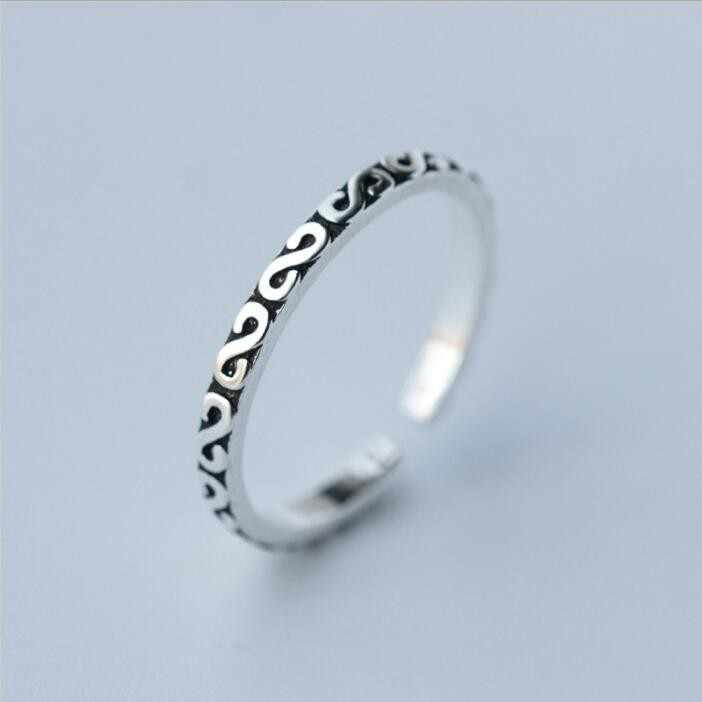 Detail Feedback Questions About Shuangshuo Silver Plated Rings For