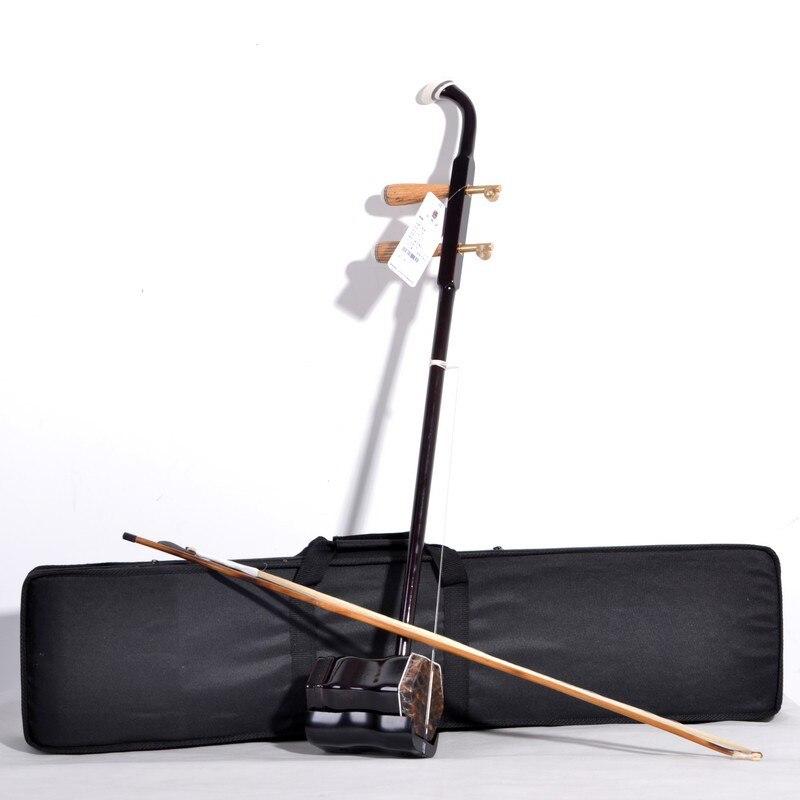 Chinois dunhuang instruments de musique ébène madère chine erhu arc vente chaude livraison gratuite