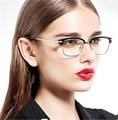 Горячая распродажа очки кадр очки женщин модной очки кадр женщина классические очки кадров мужчин óculos де грау feminino