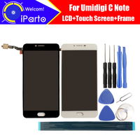 Umidigi C Note LCD Display Touch Screen 100 Original New Tested Digitizer Glass Panel Replacement For