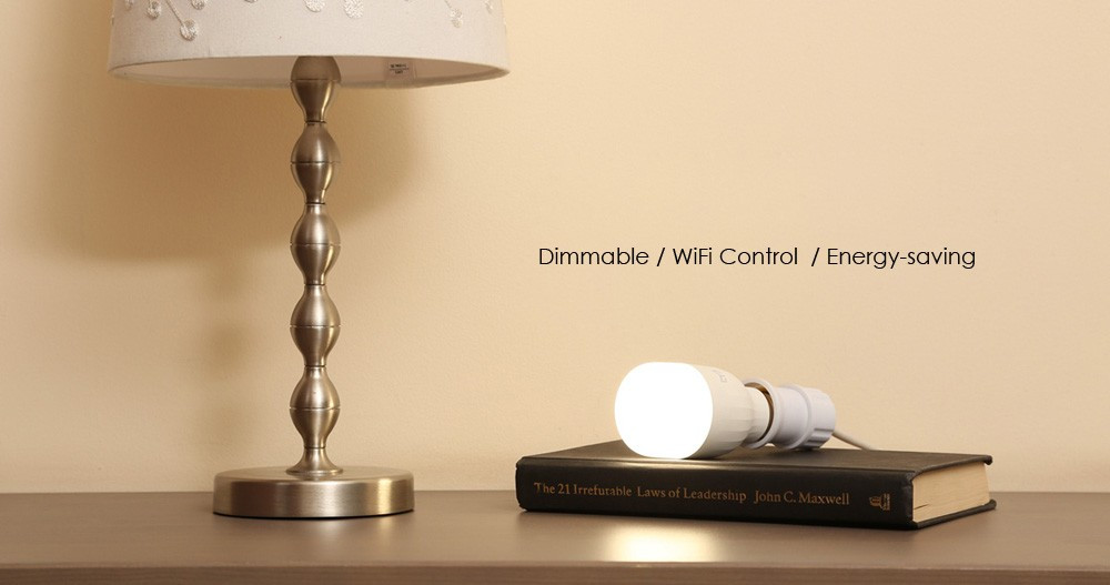 1pc 2pc 3PC Xiaomi Mijia Smart White LED E27 Bulb Light APP WiFi Remote Group Control 3000k-5700k 6.5W 450lm 220-240V 5060Hz H3 (27)