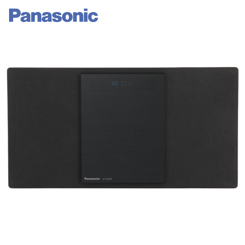 Panasonic CD Players SC-HC400EE-K Vinyl cd player portable Music Center Cassette player Radio Boombox uninterruptible power supply apc smart ups c smc1000i home improvement electrical equipment