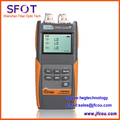 Grandway FHM2A01 Medidor de Potencia óptica + Fuente de Luz Óptica De Fibra Óptica Multímetro 1310/1550nm