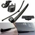 2 pçs/set brisas lâmina janela limpador traseiro e plástico braço para audi a4 b8 2008-2013