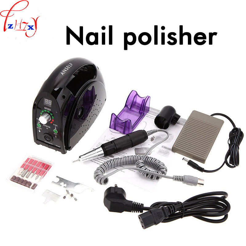 Electric nail polishing machine SUB-702 nail polish remover machine professional electric manicure tool kit 110/220V 1PC