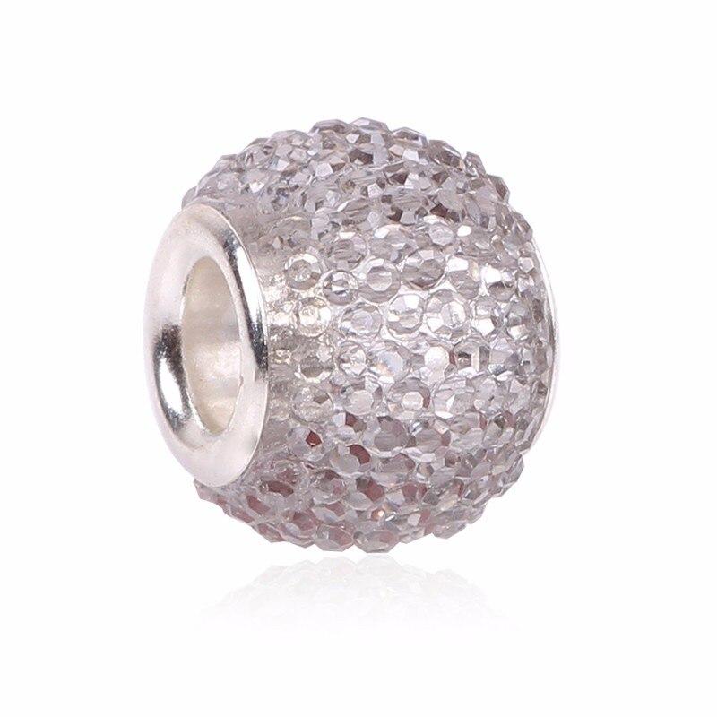 Pandora Jewelry Online Retailers: Ranqin Fashion Cute Retail Fashion White Glass Beads
