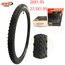 Mtb Mountain Bike Tire 26 27.5*1.95 Bicycle Tire  2627.5 60TPI EPS Anti Puncture Cycling Fold Ultra Lightweight Bike Tyre