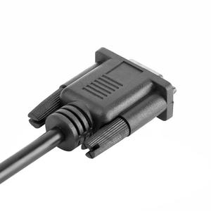 Image 5 - VGA Splitter Cable 1 Computer to Dual 2 Monitor Adapter Y Splitter Male to Female VGA Wire Cord for PC Laptop