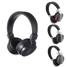Hisonic Studio Headset Wireless Headphones Stereo Foldable Sport Earphone Microphone Gaming Cordless Auriculares Audifonos цена