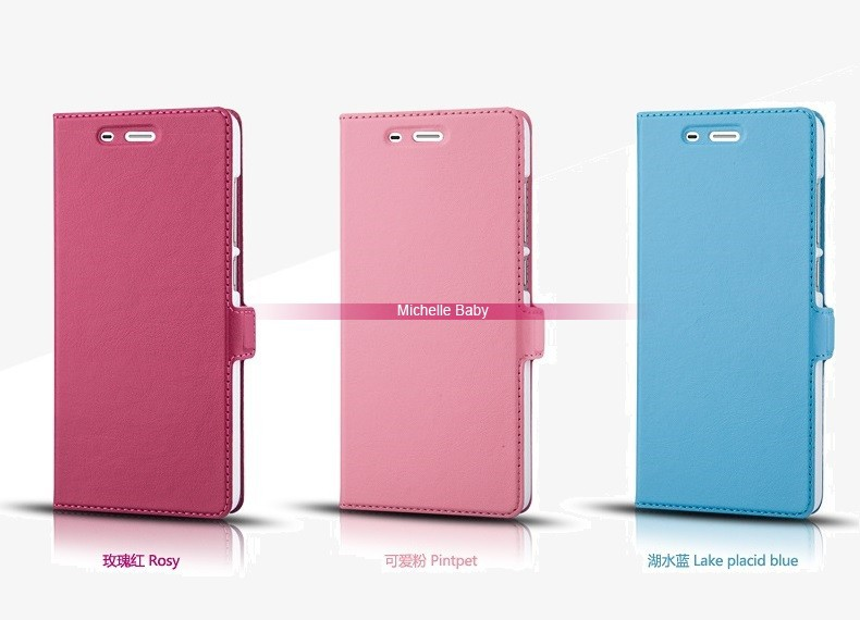 3 Xiaomi colorful flip case