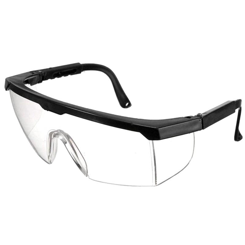 Óculos de segurança trabalho laboratório óculos de segurança óculos de proteção óculos de trabalho