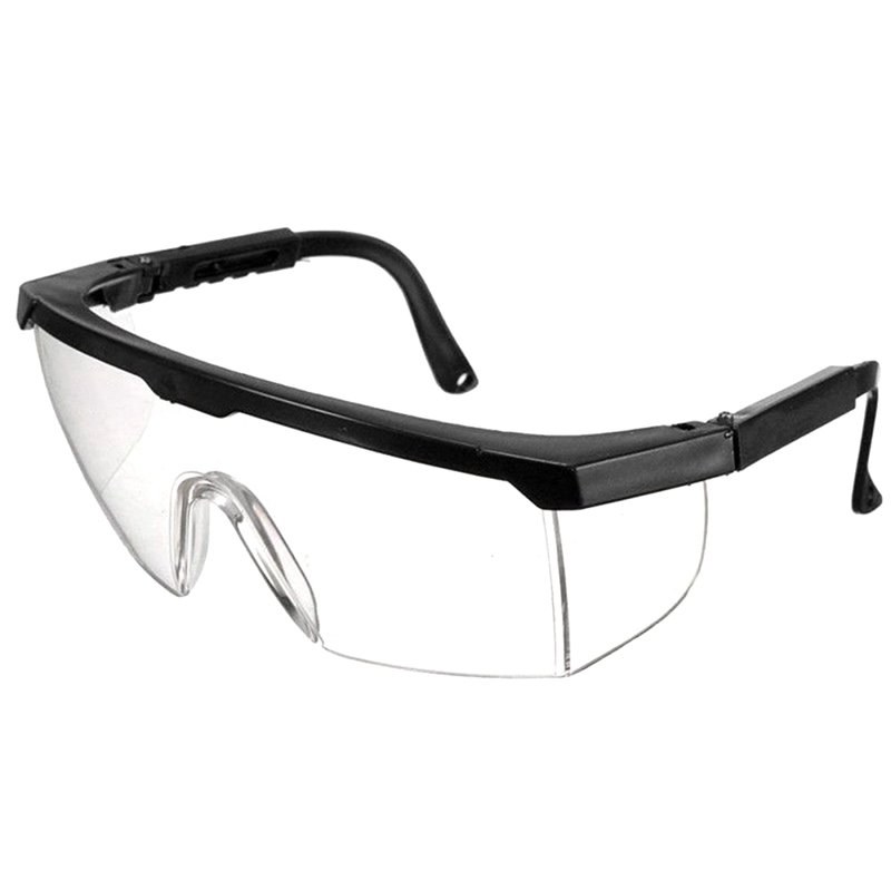 Safety Goggles Work Lab Eyewear Safety Glasses Spectacles Protection Goggles Eyewear Work reflection