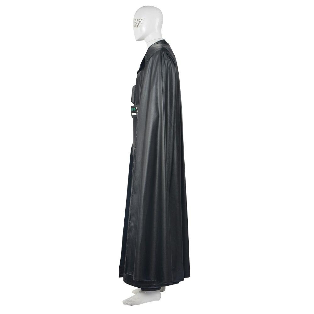Manluyunxiao новые Halloween Party Костюмы для косплея Дарт Вейдер костюм Звездные войны Дарт Вейдер костюм для взрослых