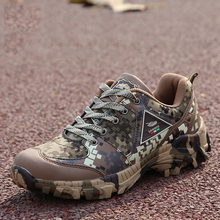 Army camouflage shoes men woodland shoes