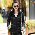 Cotton-Padded Jackets And Coats Winter Jacket Women Parka Winter Outerwear Plus Size Short Design Cotton Coat Camperas C2210
