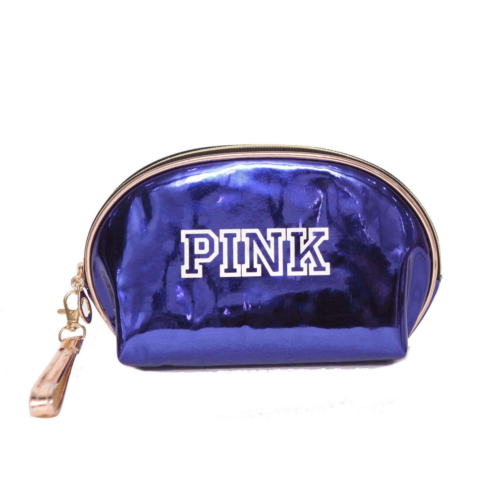 Fashion Waterproof Laser Cosmetic Bags Women Handbag Portable Travel Makeup Bag Pouch Organizer Toiletry Kit Bag Make Up Bag