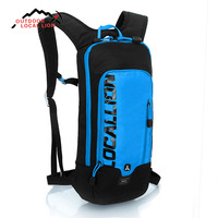 LOCAL LION 6L Breathable Cycling Backpack Waterproof Ultralight Bicycle   Bag   Mountain Bike Pannier mochila ciclismo Outdoor Sport