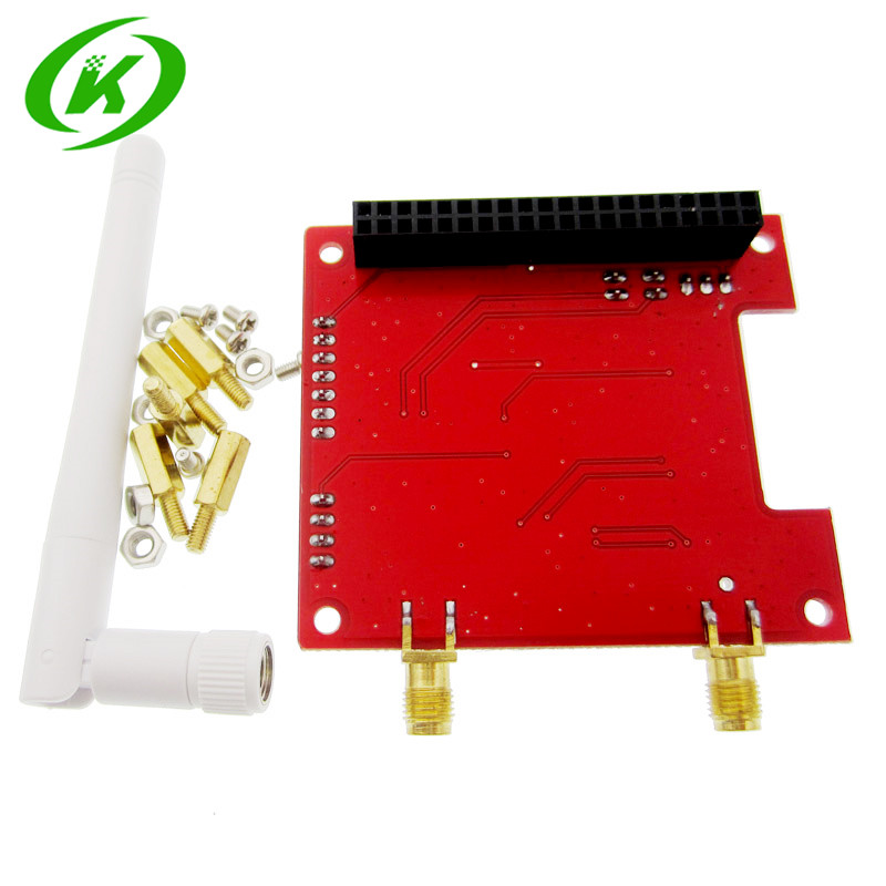 Купить с кэшбэком 1pcs Long distance wireless Lora Shield Hat 433/868/915Mhz Leonardo, UNO, Mega2560, Duemilanove, Due