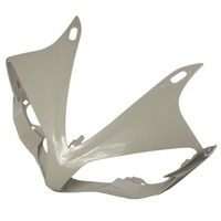 Unpainted White Motorcycle Front Cowl Nose Fairing for 07 08 Yamaha YZF R1 2007 2008 Replacement Part