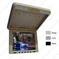 """11.3 Telhado """"Montado LCD TFT Monitor 2-Way Entrada de Vídeo Flip Down Carro/Ônibus/Caminhão Monitor 3-Color # J-1285"""