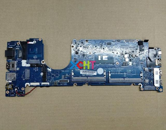 لديل خط العرض 7480 V20K6 0V20K6 CN 0V20K6 CAZ20 LA E131P i5 7300U محمول اللوحة اللوحة اختبار