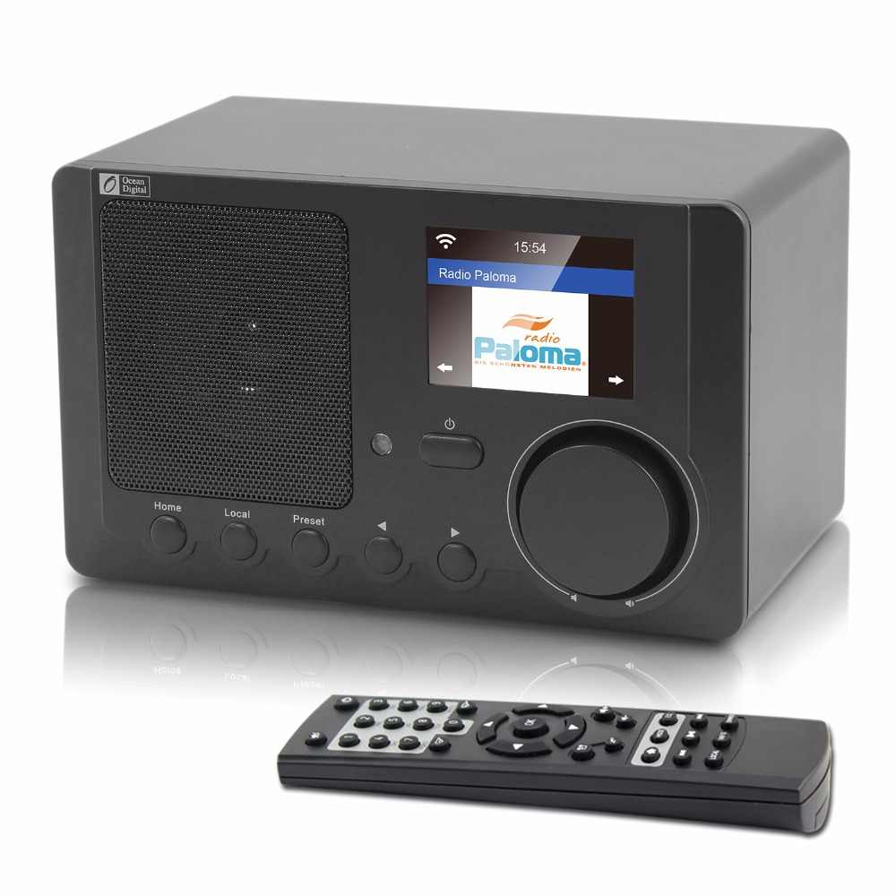 Ozean Digitale WR-210CB WR-238 WR-238CD WR-330D WR-336N WiFi(Internet) radio FM DAB DAB + Blueetooth mult-sprache Radio